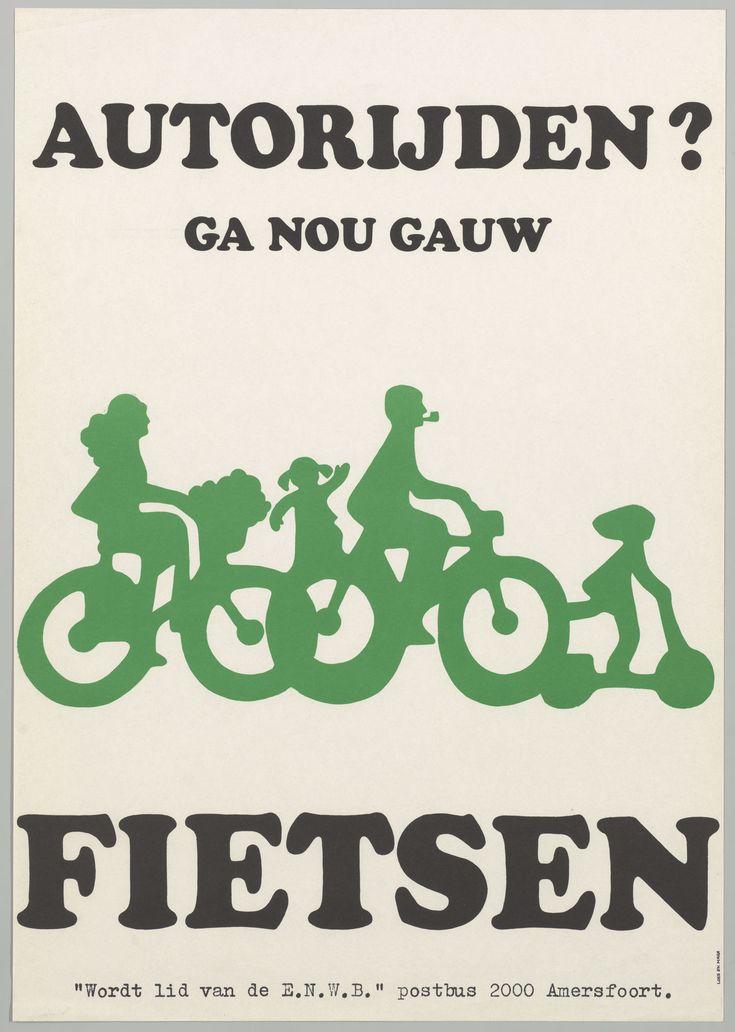 Autorijden? Ga nou gauw fietsen!
