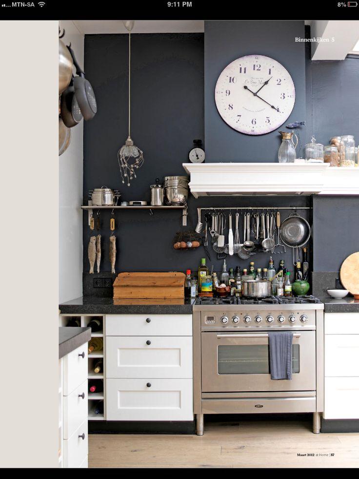 25 beste idee n over gezellige keuken op pinterest boheemse keuken gezellig huis en - Idee deco keuken ...