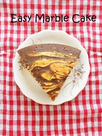 Marble Cake Recipe Kerala Style