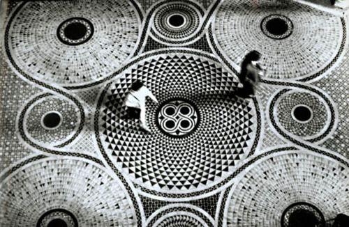 Gianni Berengo Gardin, Mosaic Floor of Saint Mark's Cathedrale in Venice