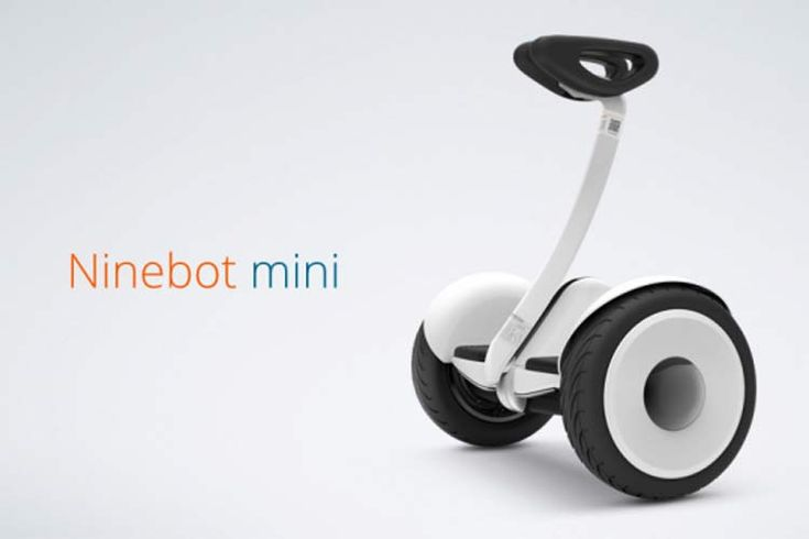 Ninebot mini: Xiaomi unveils self-balancing electric scooter with smartphone control - IBNLive