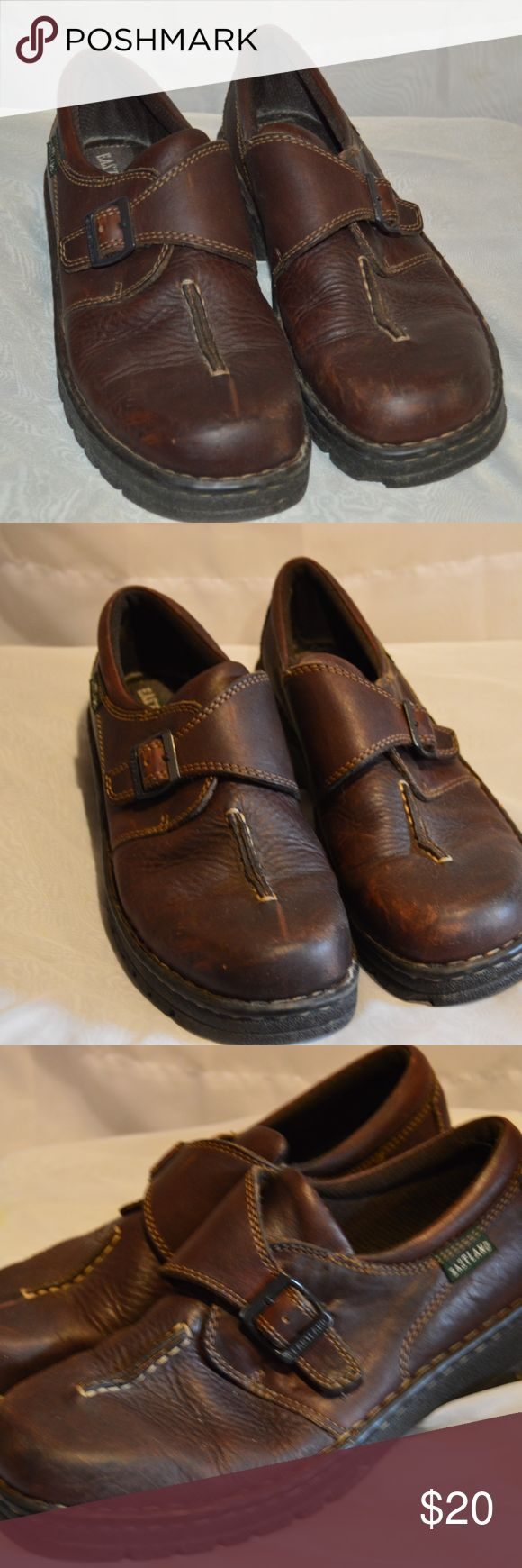 Eastland leather shoes Great condition Eastland Shoes Flats & Loafers