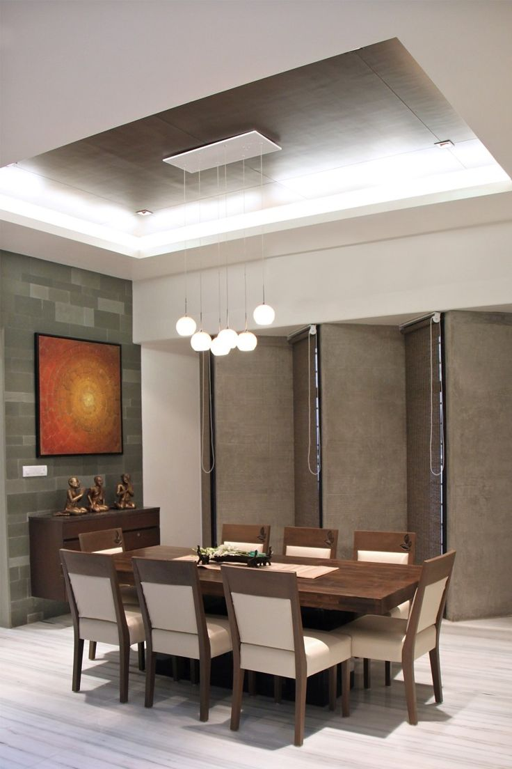 Dinning Edit Custom False Ceiling Bedroom False