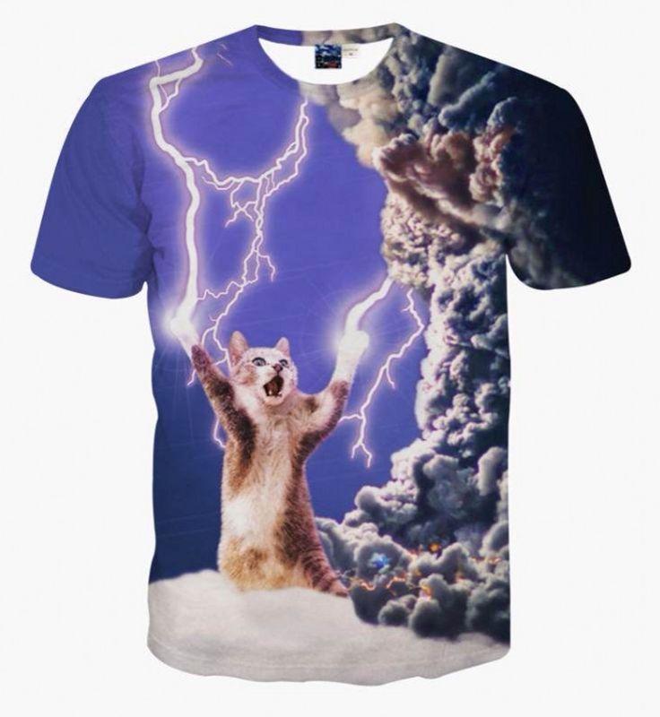 Thundercat T-Shirt on aliexpress