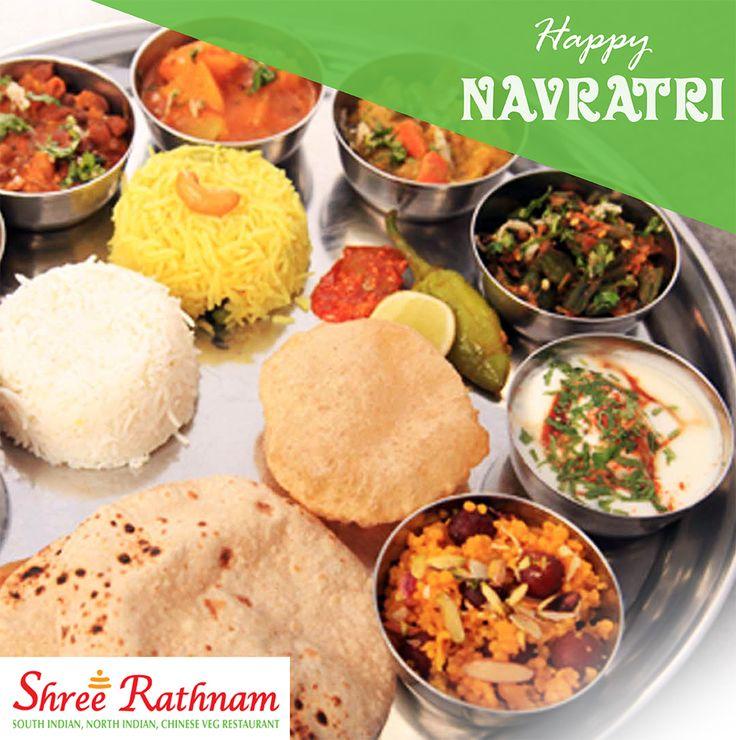 Restaurants to eat  #Navratri Food . We are offering tasty Food For Your #Navratri days. Visit Us @ Shree Rathnam! Vip Road Zirakpur.#happy, #navratri, #food,#tasty,#kheer, #rice.