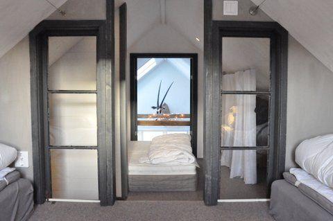 Sovloftet, ladan, gäststuga