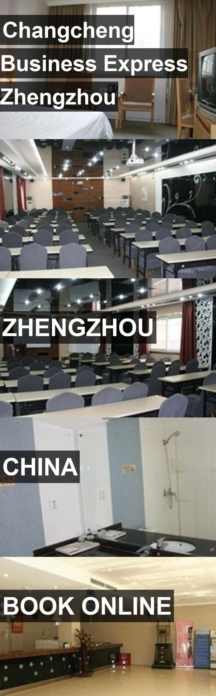 Hotel Changcheng Business Express Zhengzhou in Zhengzhou, China. For more information, photos, reviews and best prices please follow the link. #China #Zhengzhou #ChangchengBusinessExpressZhengzhou #hotel #travel #vacation