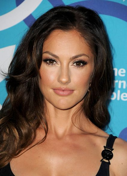 minka kelly makeup breakdown