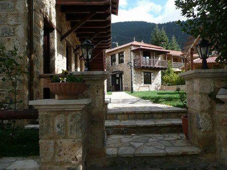 PREDARI Traditional Guest House | #Peloponnese #Korinthos #Greece #GuestInn