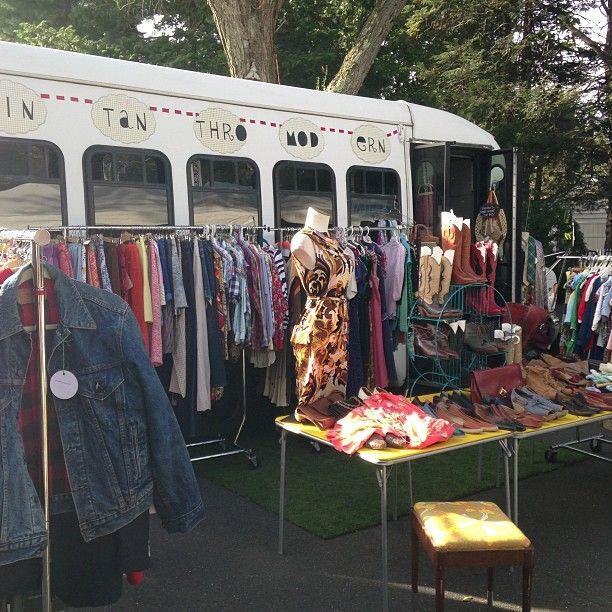 130 best images about pop up shops on wheels on pinterest mobile boutique - Boutique vintage londres ...