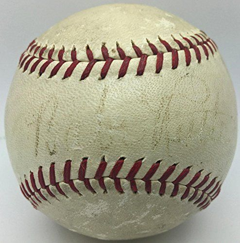 Babe Ruth Autographed Baseball - Official Eastern League - JSA Certified - Autographed Baseballs *** Read more  at the image link.