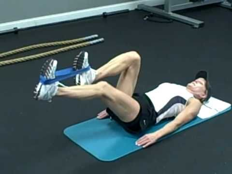 Hip flexor exercises