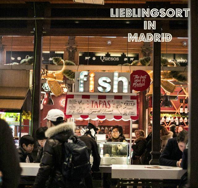 Sehenswertes in Madrid - Meine Lieblingsmärkte / Markthallen in Madrid