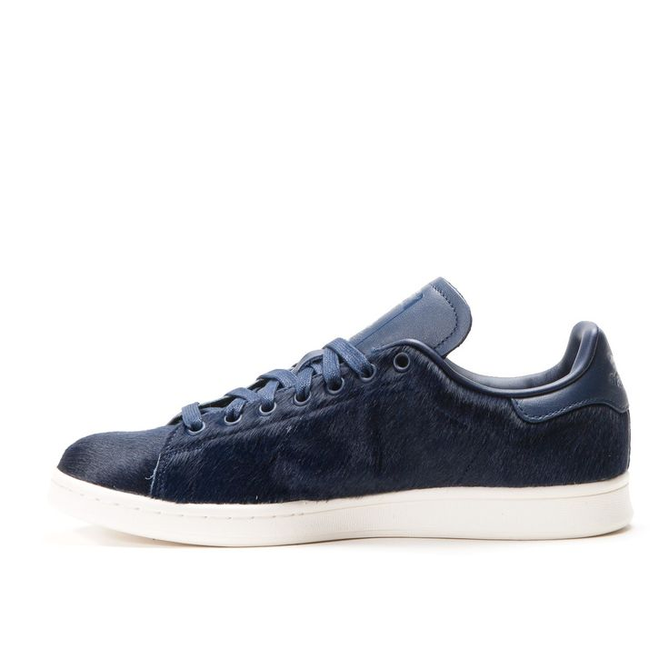stan smith blu camoscio