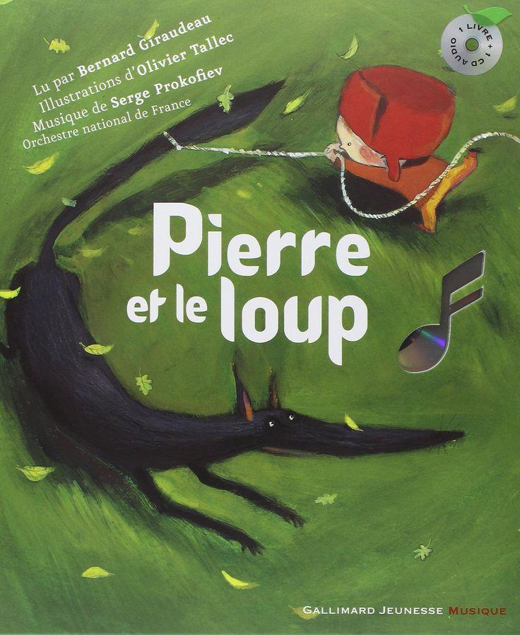 Pierre et le Loup (Période 5) MS   La Maternelle De Wendy