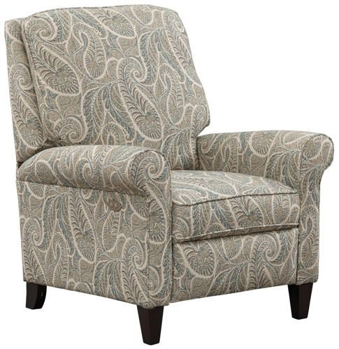 Kenneth Power PB Recliner - Art Van Furniture