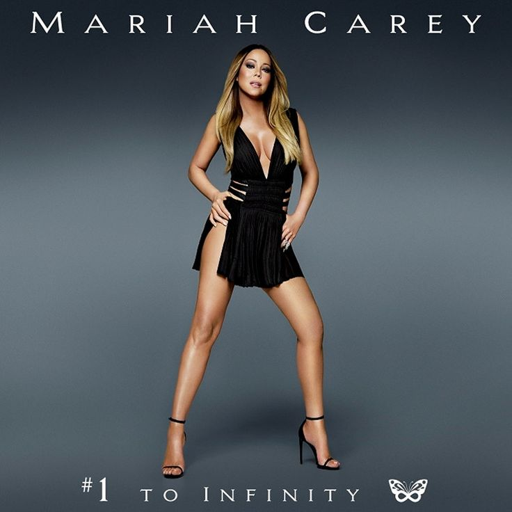 Mariah Carey - #1 To Infinity on 180g 2LP + Download