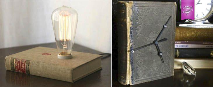 Jak využít staré knihy.