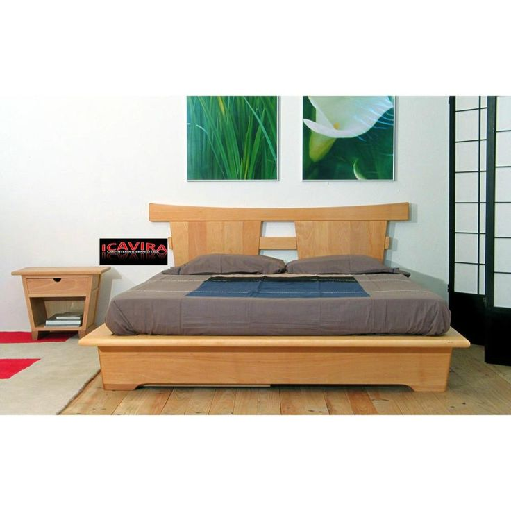 96 best images about muebles on pinterest contemporary for Cama japonesa ikea