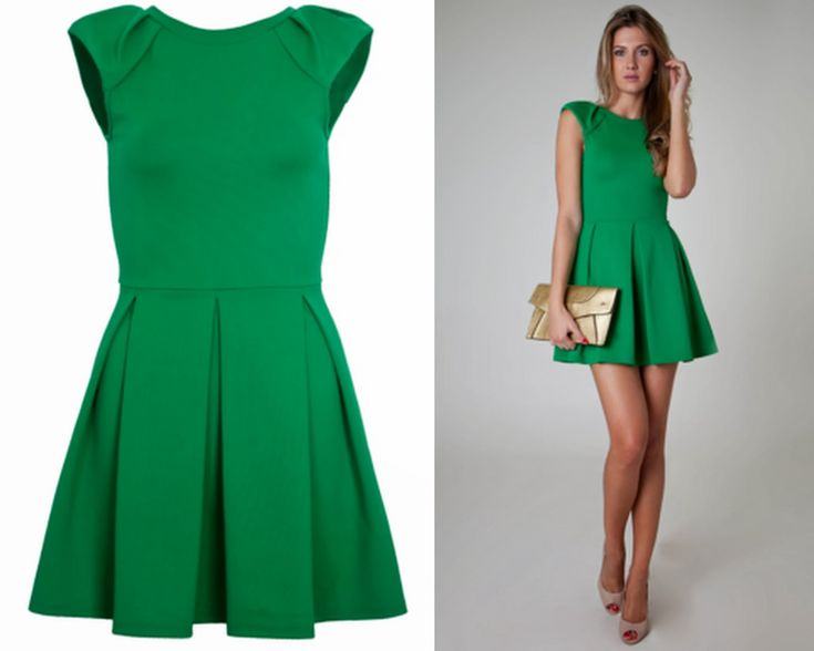 vestido verde curto - Pesquisa Google
