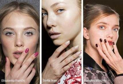 16+ Trendy Nails Winter 2018 Oval – Nail Art Ideas