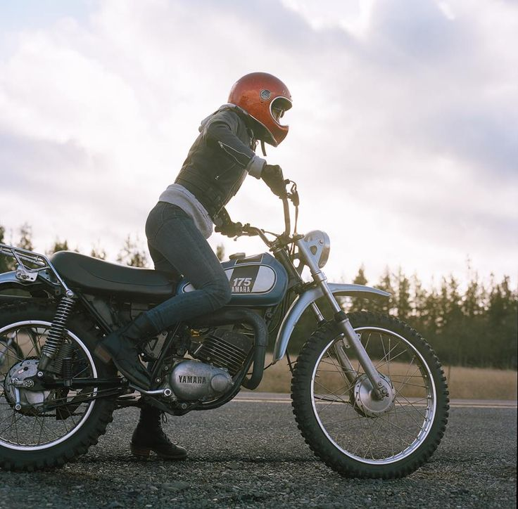 136 best vintage motorcycle ladies pretty much my for Yamaha motorcycles for women
