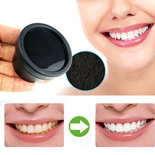 Bestpriceam Natural Organic Activated Charcoal Bamboo Toothpaste Teeth Whitening Powder