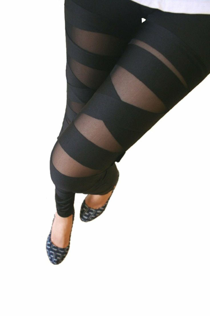 Keral Ankle Length Footless Legging Tregging