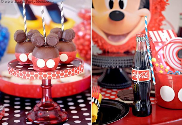 Minnie Simples on Pinterest  Festa do mickey simples, Festa da minnie