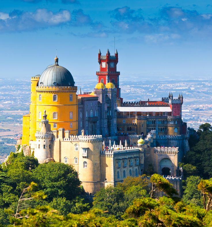 Sintra, Portugal http://www.discoverfrance.com/european-tours-destinations/bike-tours-portugal