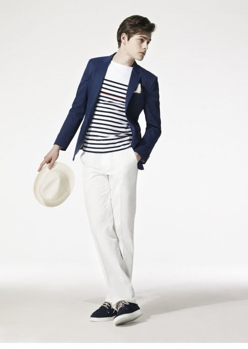 212 best Nautical Clothes - Men images on Pinterest | Party boats Anchor and Anchor shirts