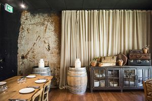 Private Dining Room at The Epicurean Red Hill