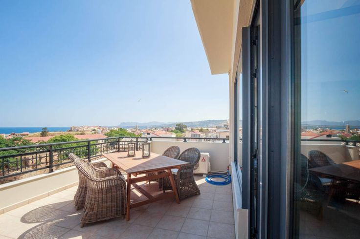 Check out this awesome listing on Airbnb: Great view 5th floor Loft of Chania - Apartments for Rent in Chania