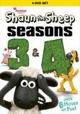 Shaun the Sheep: Seasons 3 and 4 [DVD]
