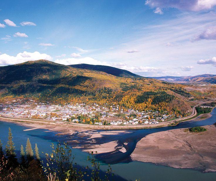 Dawson City, BC.