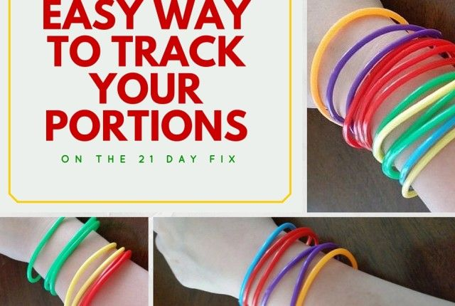 How to track how many containers you have ate on the 21 Day Fix. You can also track water intake, macros/micros, etc.