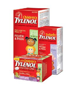 Tylenol Coupon: $2 off Children's Tylenol (Printable)