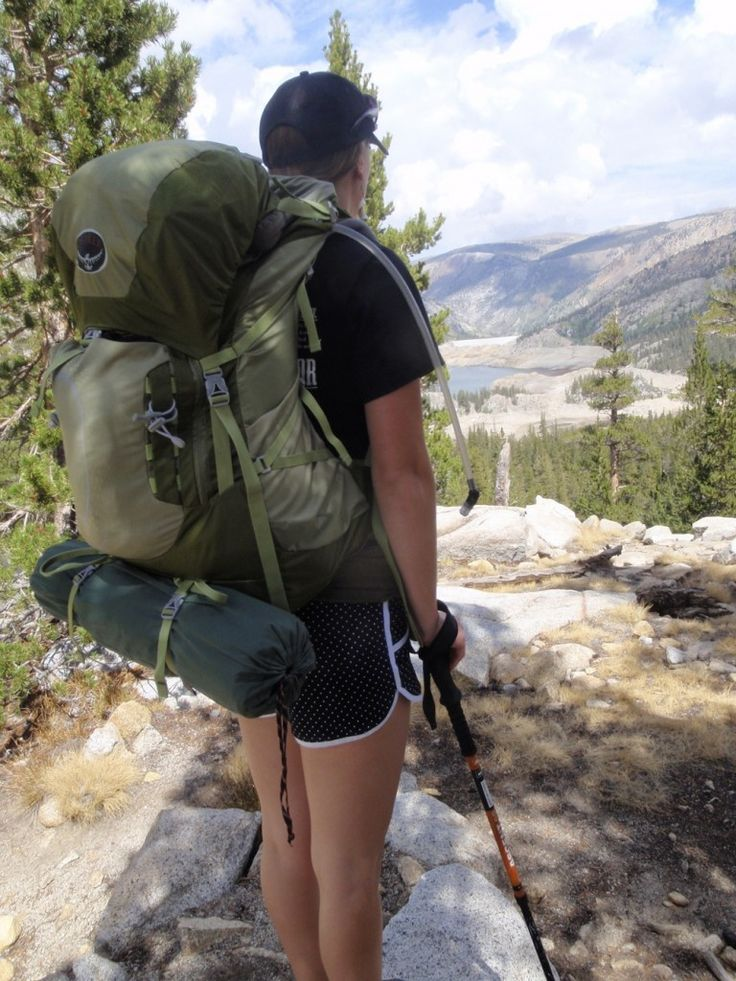 Women's hiking backpack reviews. | big   lil backpacking ...