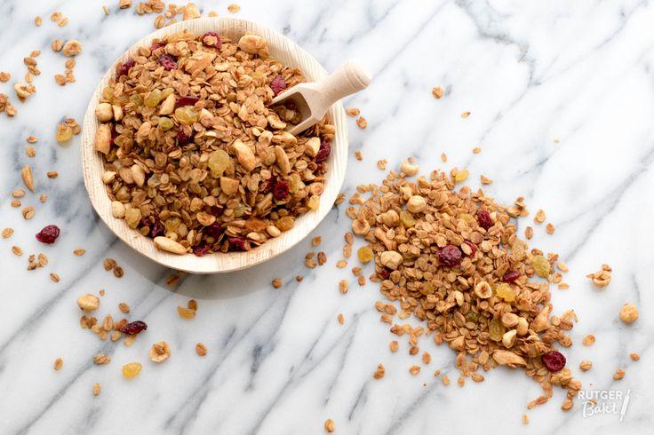 Granola – recept