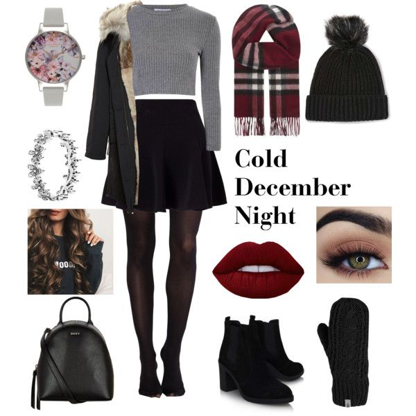 A fashion look from April 2017 featuring Glamorous sweaters, Army Fur by Yves Salomon coats and SPANX tights. Browse and shop related looks.
