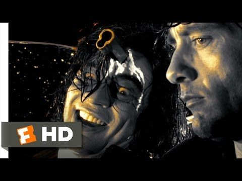 Sin City (7/12) Movie CLIP - A Ride with Jackie Boy (2005) HD - YouTube