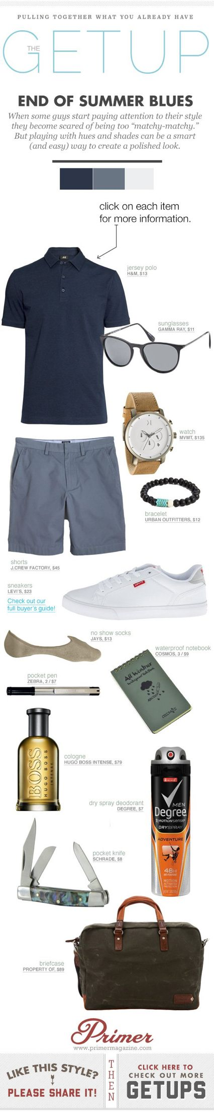 The Getup: End of Summer Blues