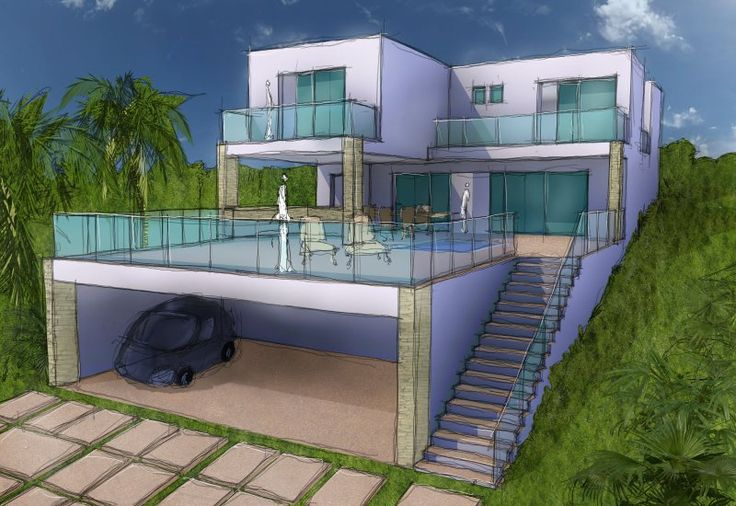 House Sketches house sketch - yorik's guestblog | sketching | pinterest | house