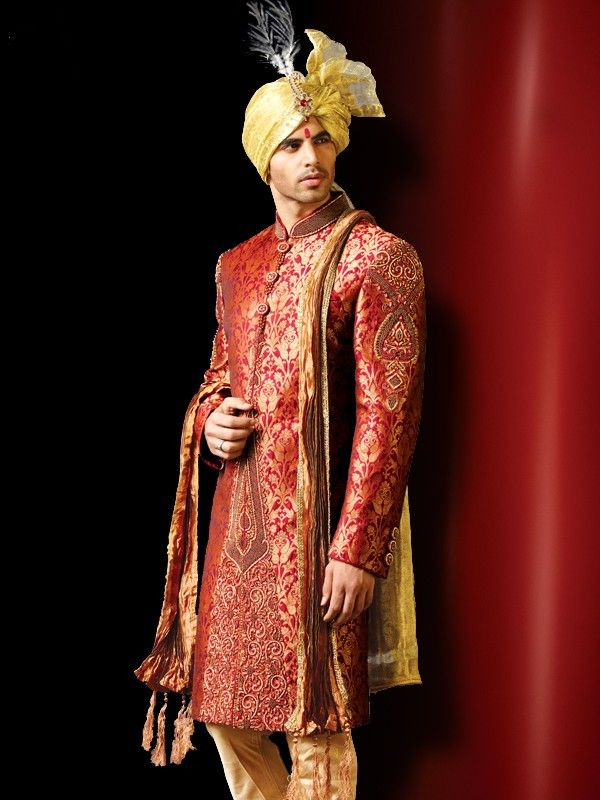 Get sherwanis indowestern sherwanis and men suits on rent for Indo western wedding dress for men