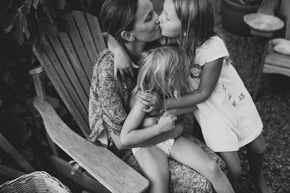 Inspiring Mom Karina Bania | Jamie Street Photography | 100 Layer Cakelet