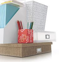 How to Organize and Simplify Papers, Bills and Junk Mail!