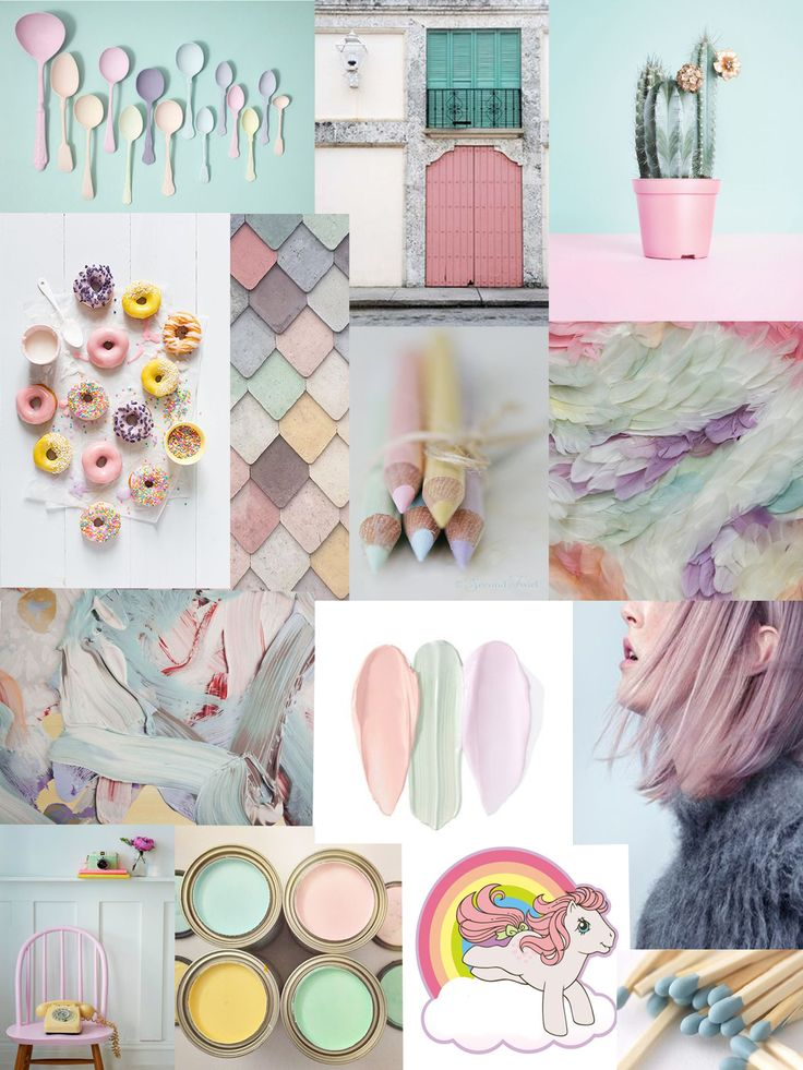 Pastello mania: trend colori P/E 2016