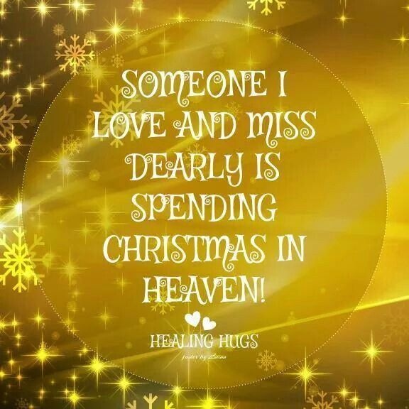 Merry Christmas Son Quotes: 1000+ Ideas About Christmas In Heaven On Pinterest