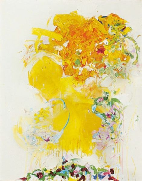 Joan Mitchell, Untitled 1979. on ArtStack #joan-mitchell #art