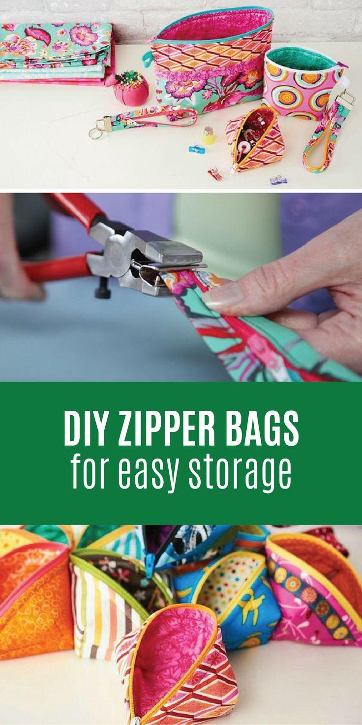 Mybotang fabric scrap series cards - This Diy Zipper Bag Will Not Only Make A Great Back To School Pencil
